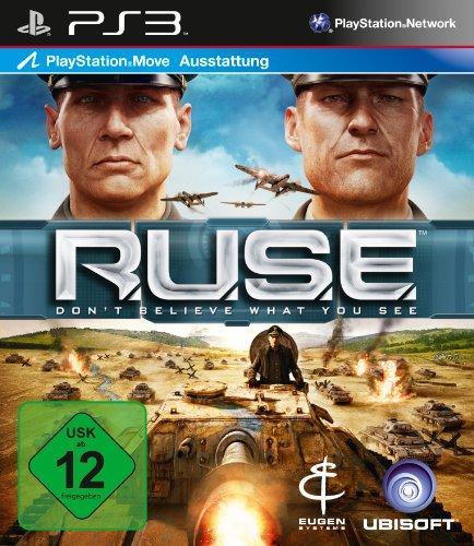 R.U.S.E. (Move kompatibel) [Importación alemana]