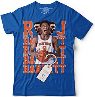 Barrett Basketball RJ No. 9 Champions New York Jersey Funny Halloween Customized Handmade T-Shirt Hoodie/Long Sleeve/Tank Top/Sweatshirt