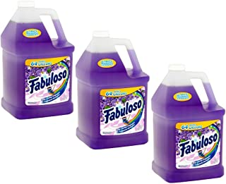 Fabuloso Lavender Multi-Purpose Cleaner, 128 fl oz (Pack of 3)
