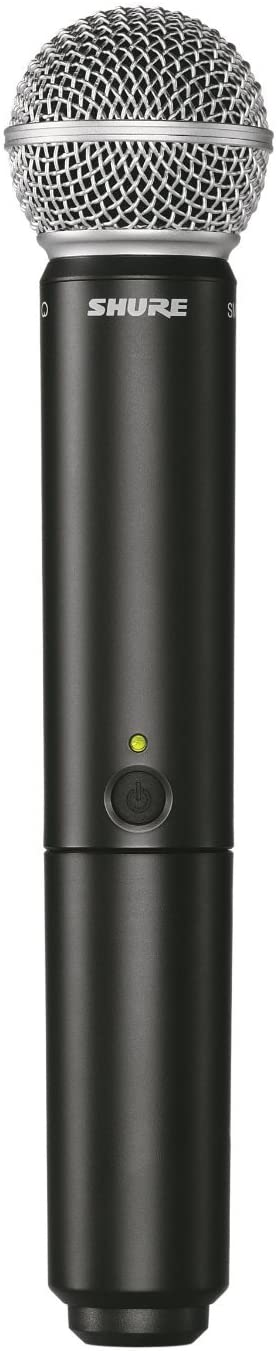 Shure BLX2 SM58 Handheld Wireless Mi Transmitter Direct sale of manufacturer with Vocal Large discharge sale