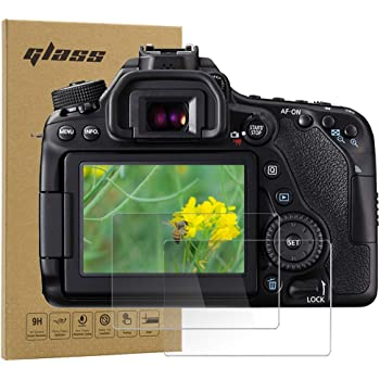 JJC GSP-G7XM3 Optical Glass LCD Screen Cover Protector for Canon G7X Mark III
