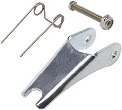 """Campbell 7506895 Steel Replacement Latch for 1/2"""" Regular and Quik-Alloy Sling Hook"""