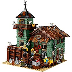 Best Toys for 12 Year Old Boys-LEGO Ideas Old Fishing Store
