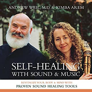 Self-Healing with Sound and Music cover art