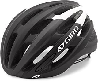 Giro Foray MIPS Road Cycling Helmet Matte Black/White Large (59-63 cm)