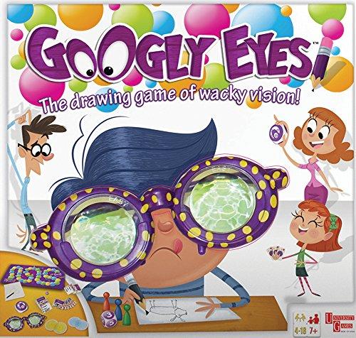 University Games - Jeu de société - Googly Eyes - version anglaise
