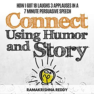 Connect Using Humor and Story cover art