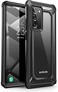SUPCASE Unicorn Beetle EXO Pro Series Case for Galaxy Note 20 (2020 release), Premium Hybrid Protective Clear Bumper Case ...