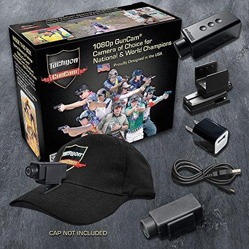 2020 Tachyon GunCam 1080p Sport Shooting Bundle