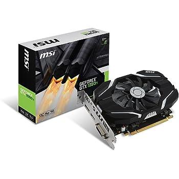 MSI GeForce GTX 1050 Ti 4G OC グラフィックボード VD6191