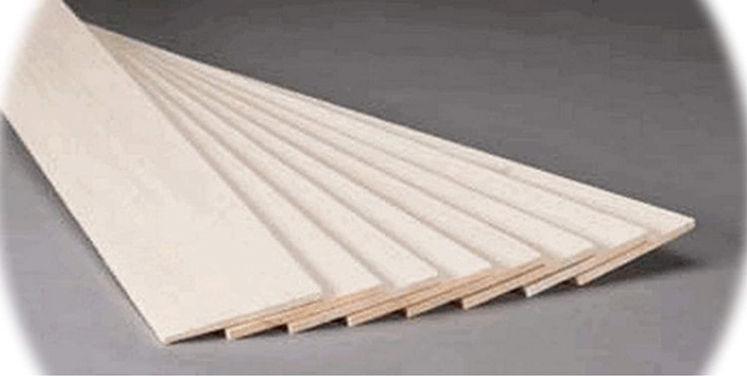 New Balsa Wood 3 16 X At the price of surprise Craft Max 52% OFF S Pack 5 36in BW-0318IES