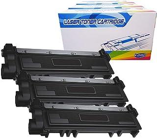 Inktoneram Compatible Toner Cartridges Replacement for Dell E310 E310dw E514dw E515dn E515dw 593-BBKD PVTHG P7RMX (Black, 3-Pack)