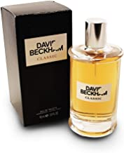 David Beckham Classic Eau de Toilette Spray for Men, 90ml