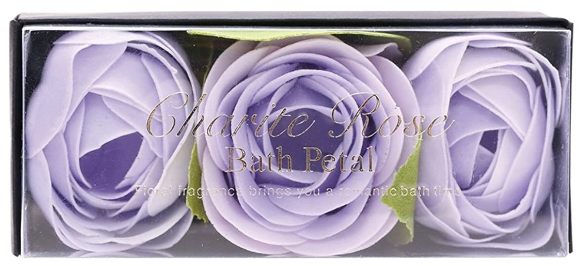 留め金業界アクセサリーノルコーポレーション 入浴剤 バスペタル シャリテローズプチ 21g ロマンスローズの香り OB-DRP-2-2