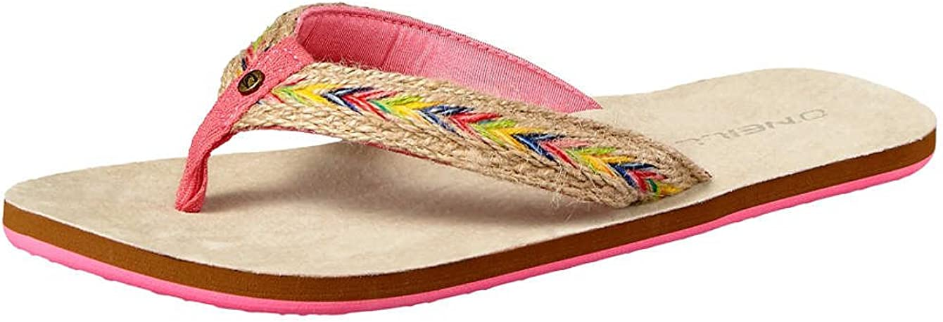 55% OFF O'NEILL Women's Flip Flop Direct sale of manufacturer Sandals