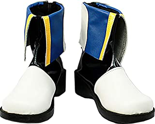 Mingchuan Cosplay Boots Shoes for Vocaloid Kaito