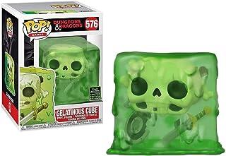 Funko Pop! Calabozos y dragones Gelatinous Cube - Adhesivo para uso compartido ECCC 2020