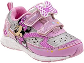 Josmo Kids Girl's Minnie Mouse Sneakers