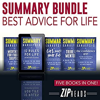 Summary Bundle: Best Life Advice audiobook cover art