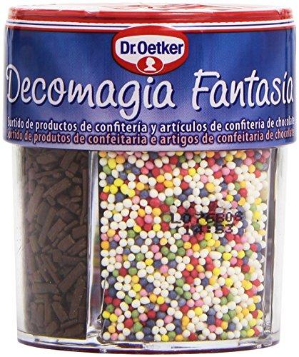 Dr. Oetker Decomagia Fantasia Grageas de Colores, 78g