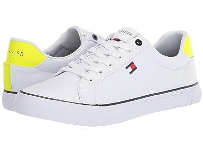 Tommy Hilfiger Randal (White/Yellow) Men