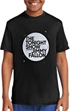 BuddhaGarment The Tonight Show Starring Jimmy Fallon Teens Sunlight Short Sleeve Tee Shirt