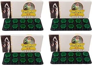 4 x Gufic Biosciences - Sallaki M.R Tablets - (4 x 10 Tabs)