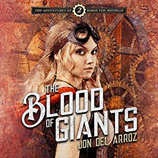 The Blood of Giants cover art