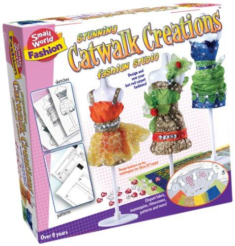 Small World Toys Fashion - Stunning Catwalk Creations