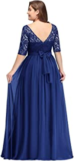 4109e66fb Amazon.fr : robe soiree pas cher longue grande taille : Vêtements