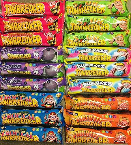 Jawbreaker Selection Multi Pack - 18 Packs ( 72 Jawbreakers in Total)...