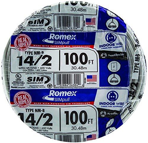 1000 ft 12 2 romex - 9