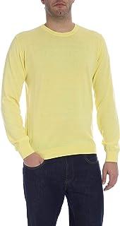 Trussardi Luxury Fashion Mens 52M001880F000313Y230 Yellow Sweatshirt | Spring Summer 19