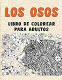 Los osos - Libro de colorear para adultos