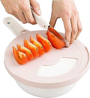 Trancheuse Mandoline coupe-légumes Veggie Dicer Légumes Éminceur 8 Dans 1 Mandoline Multifonctions Alimentaire Cutter Lame...