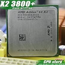 AMD Athlon 64 X2 3800+ CPU Processor (2.0Ghz/ 1M /1000GHz) Socket Am2 (Working 100% 940 Pin,Sell X2 3600+ 4000+