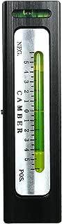 Walmeck Newst Adjustable Magnetic Gauge Tool Camber Castor Strut Wheel Alignment Truck Car