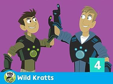 Wild Kratts Season 4