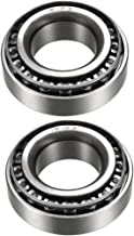 uxcell 15123/15245 Tapered Roller Bearing Cone and Cup Set 1.25 inches Bore 2.4409 inches O.D. 0.715 inches Width 2pcs