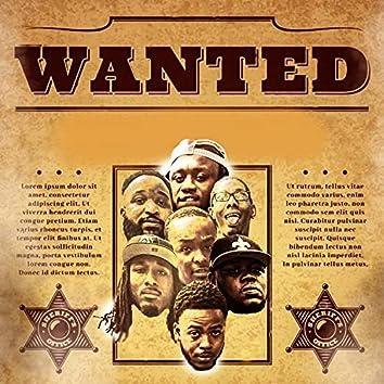 Wanted (feat. J.Odasiga, ka$ino, mcboy, skeebothagr8, dino Magic&mbf JAY)