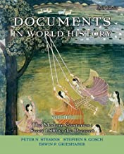 Documents in World History, Volume 2 (5th Edition)