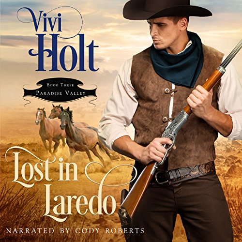 Lost in Laredo cover art