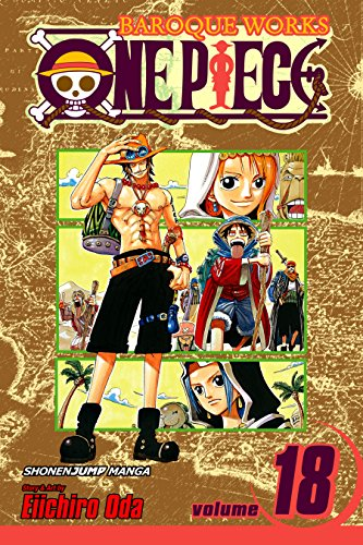 One Piece, Vol. 18: Ace Arrives (One Piece Graphic Novel) (English Edition)