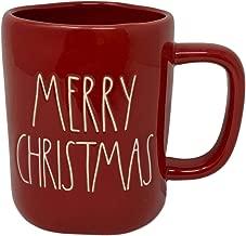 RAE DUNN ARTISAN COLLECTION MERRY CHRISTMAS mug