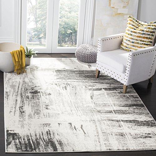 Safavieh Adirondack Collection ADR133C Modern Abstract Non-Shedding Living Room Bedroom Area Rug, 5