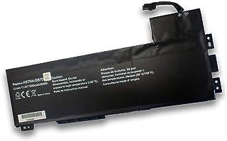 MR.SUPPLY HP ZBook 15 G3 Zbook 17 G3 Mobile Workstation 交換用バッテリー 808452-001 HSTNN-DB7D VV09XL 対応