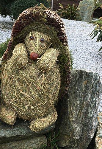 kenai Deko Mecki Natur Igel 38 cm, Deco Figure Nature Hedgehog, Déco, Figure, Nature, hérisson, Deco Figura naturaleza erizo, Deco Figura riccio di Natura