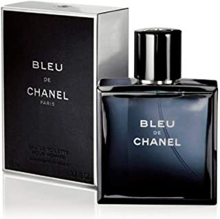 Bleu De Chânél Eau De Toilette for Men Spray 1.7 Fl. OZ. / 50ML.