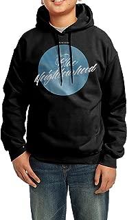 YHTY Youth Unisex Hooded Sweatshirt Troye Sivan Blue Neighbourhood Black
