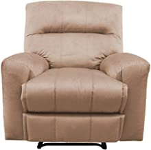 Regal In House Classic Recliner Chair with Controllable Back - Beige AB01